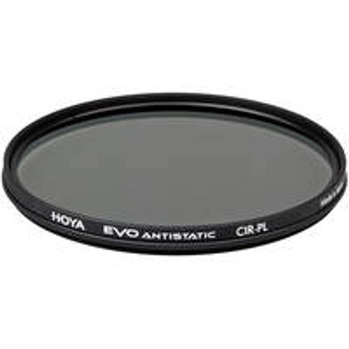 Hoya 52mm EVO Antistatic Circular Polarizer Filter