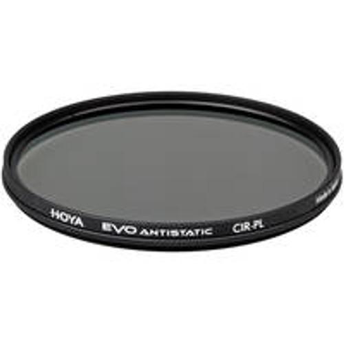 Hoya 62mm EVO Antistatic Circular Polarizer Filter
