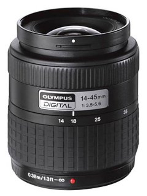 Pre-Owned - Olympus 14-45 F 3.5-5.6  for 4/3 cameras