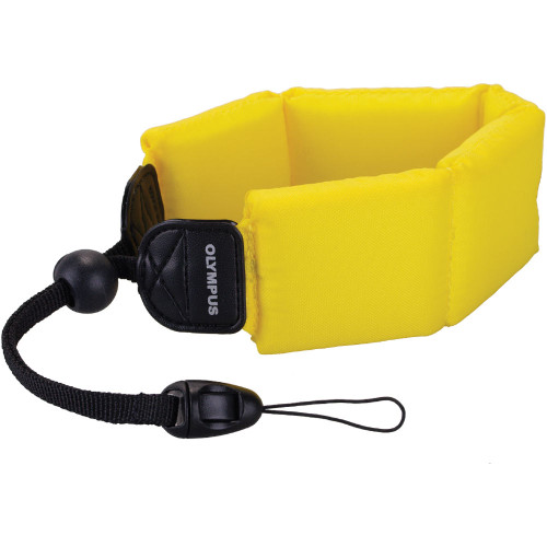 Float Strap (Black/ Yellow)
