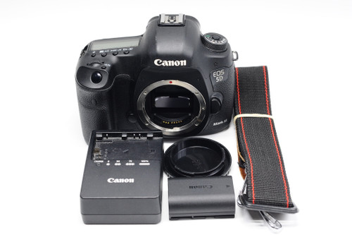 Pre-Owned - Canon EOS 5D Mark III (Body Only) 22MP