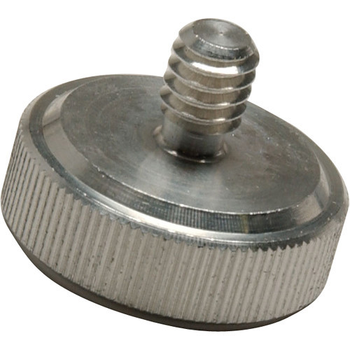 """Hama 1"""" Metal Knob with 1/4""""-20 Threaded Screw (QTY-1)"""