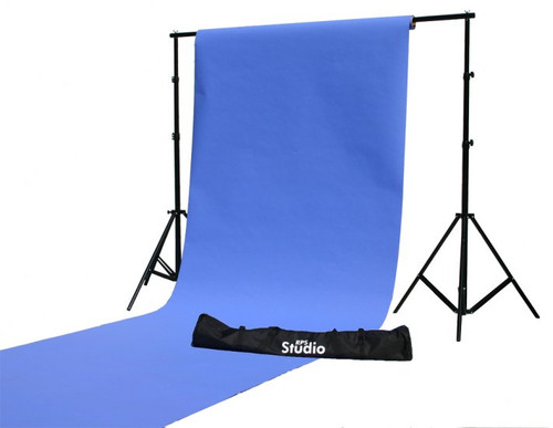 Dot Line 8X9 Ft Portable Background Stand