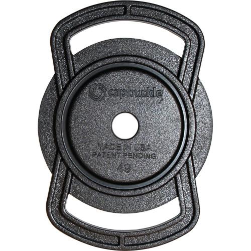 CapBuckle Lens Cap Holder (Holds 62mm, 49mm, 40.5mm Lens Caps)