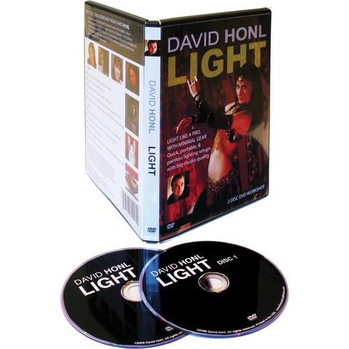 Light Tutorial DVD: The 2 Disc DVD Workshop From David Honl