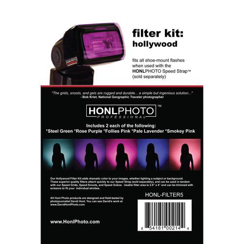 Filter Kit: Hollywood Gel