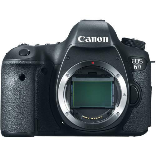 EOS 6D DSLR Camera (Body Only)