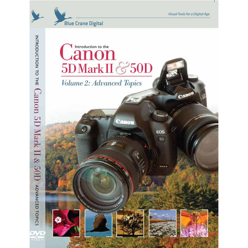 Introduction To The Canon 5D Mark II/50D: Volume 2