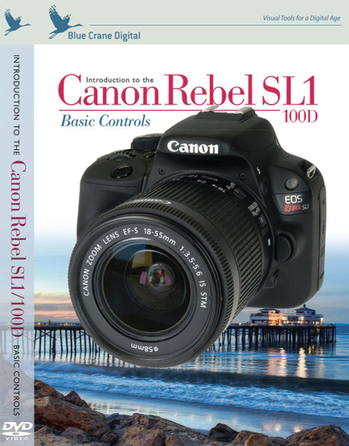 Introduction to the Canon Rebel SL1/100D