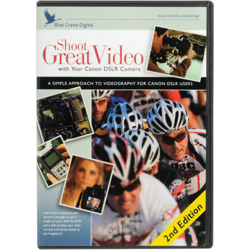 Digital Shoot Great Video W/Canon