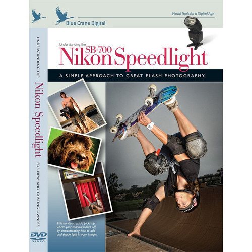 Blue Crane - Understanding The Nikon SB-700 Speedlight Video