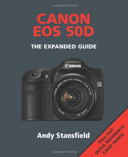 Canon EOS 50D Expanded Guide