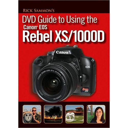 Canon EOS Book1000D/Rebel XS
