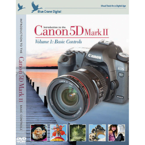 Introduction To The Canon 5D Mark II: Volume 1