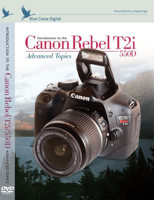 Introduction To Canont2i/550D, Advanced Topics
