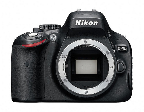 Pre-Owned - D5100 Digital SLR Camera (Body Only)
