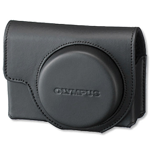 Fitted Leather Case For The XZ-1 Camera -Blk