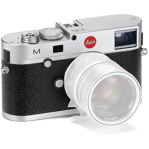 "Leica M (Typ 240)  ""100 Year"" Anniversary Body *Silver* M Digital Rangefinder Camera Body USA"
