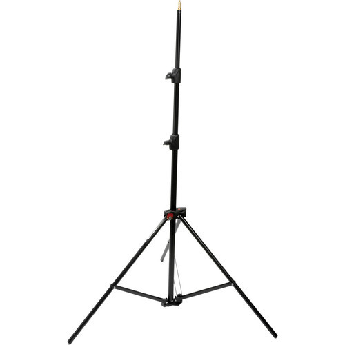 1052BAC Alu Air Cushioned Compact Stand,Blk 7.75'