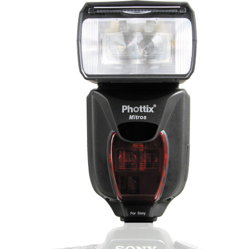 Phottix Mitros+ TTL Tranceiver Flash for Sony A7 and A99 series Cameras