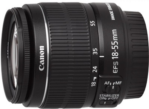 Pre-Owned - Canon EF-S 18-55MM F/3.5-5.6 IS II