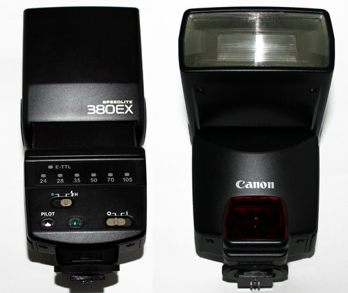 Pre-Owned - Canon Speedlite 380EX