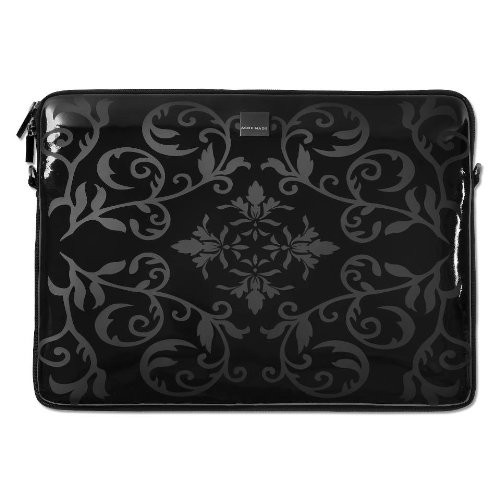 Acme Made Lombard Sleeve for MacBook Pro 15, Black Antic (AM00890-CWW)