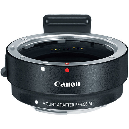 Canon Mount Adapter EF-M for EF/EF-S Lenses
