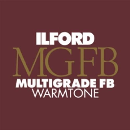 Ilford Multigrade FB Warmtone Glossy 8x10'',100 Sheets