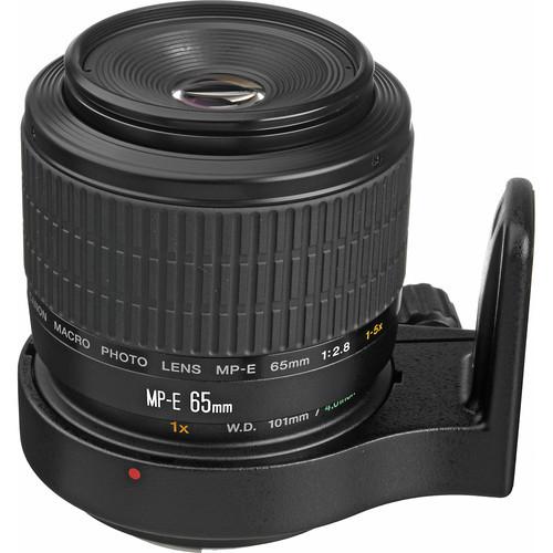 MP-E 65mm F2.8 1-5X Macro Photo