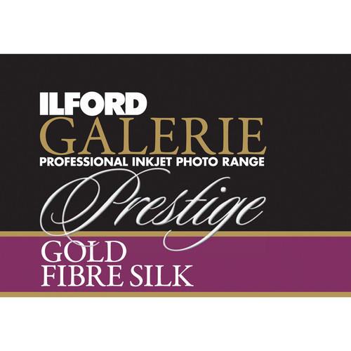 "Prestige Gold Fibre Silk 44X39"" 310Gsm -Roll"