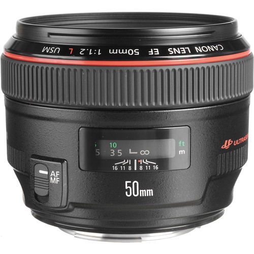 Pre-Owned - Canon EF 50Mm F1.2L USM