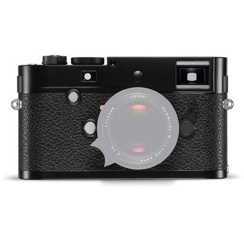 Leica M-P (TYPE 240) Digital Rangefinder Camera (Black)