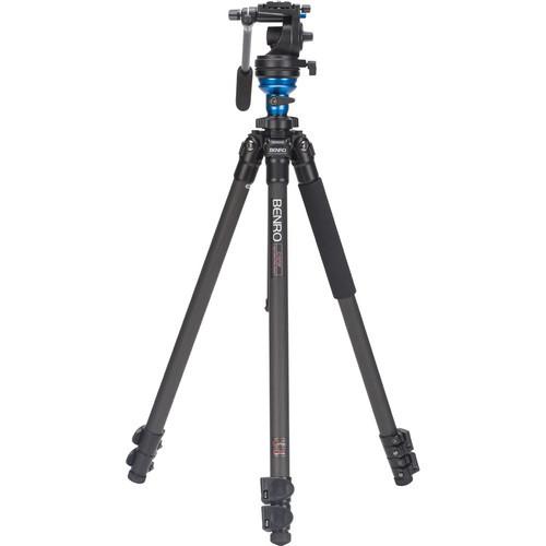 C1573FS2 Video Tripod Kit - Single Legs
