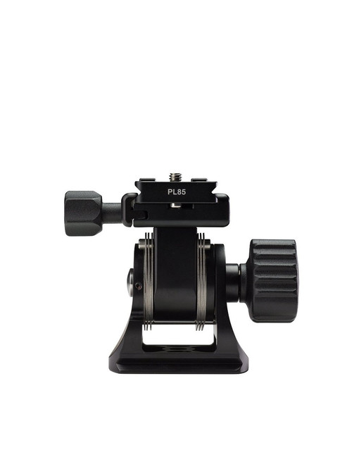 Induro Tripods 484-004 68mm Base TH4 Tilt Head with PL85 (Black)