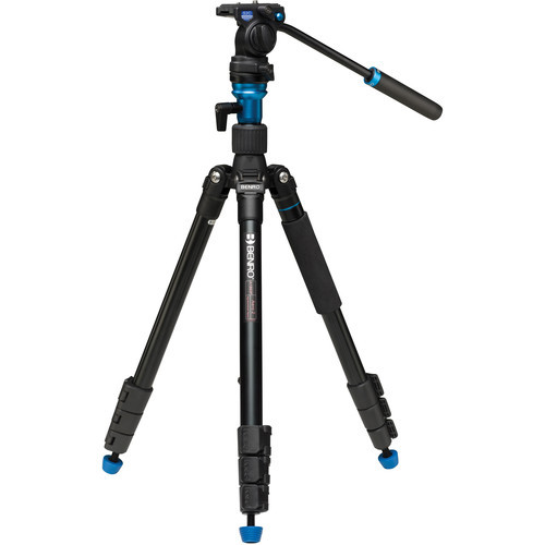 Benro Aero2 Travel Video Tripod - A1883FS2C with S2C Head