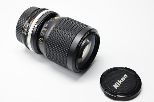 Pre-Owned - Nikon 35-105mm f3.5-4.5 AIS Manual focus