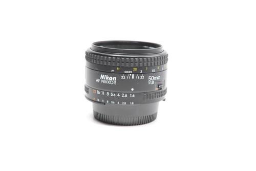 Pre-Owned - Nikon 50MM 1.8 AF  Made In Japan