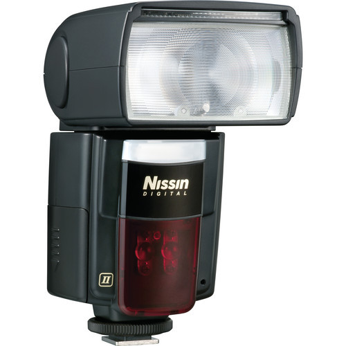 Nissin Di866 Mark II Flash For Canon DSLRs & Powershot Hot Shoe Cameras