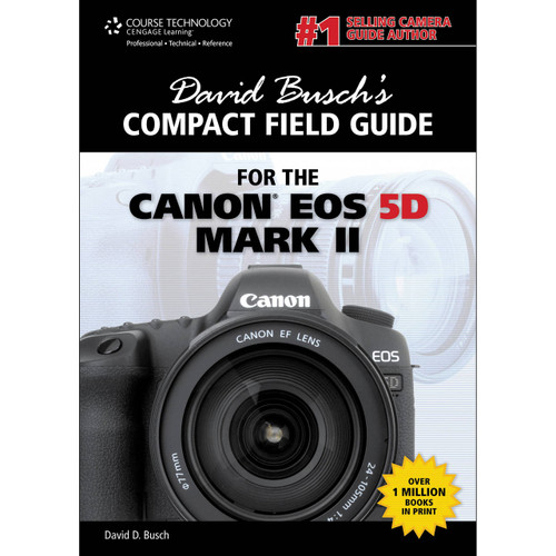 Book for CANON EOS 5D MARK II
