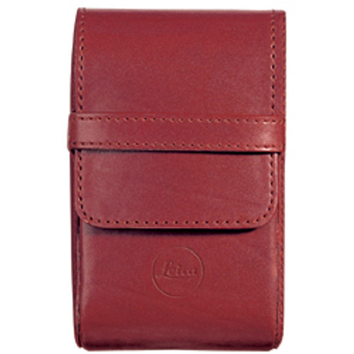 Leather Case For C-Lux 2 (Red Leather)