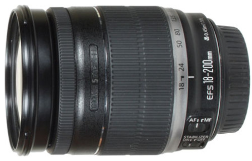 Pre-Owned - Canon EF-S 18-200Mm F/3.5-5.6 IS