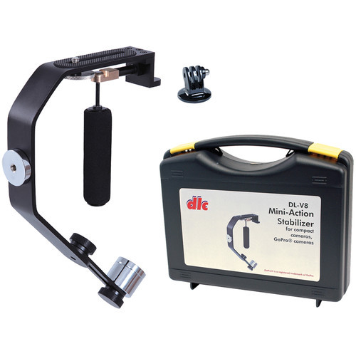 Video Stabilizer for GoPro, Smartphones / Mirroroless Cameras