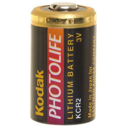 Kodak CR2 3v Lithium Battery