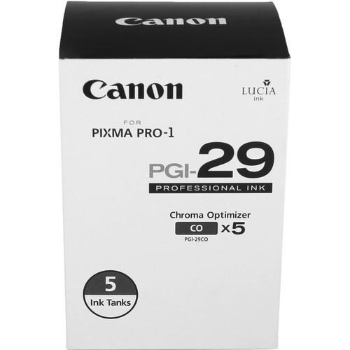 PGI-29 Chroma Optimizer (5-Pack) For Pixma PRO-1