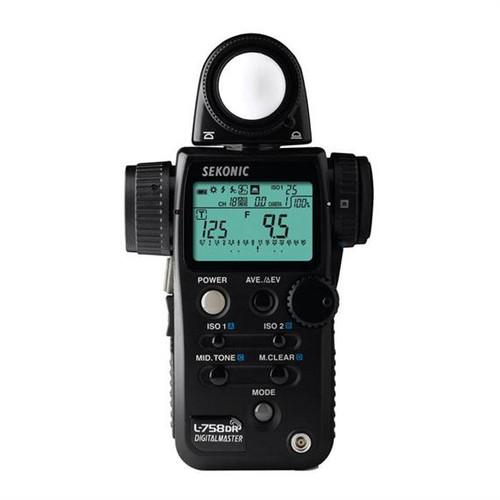 Sekonic - L-758Dr Digitalmaster Flash Meter