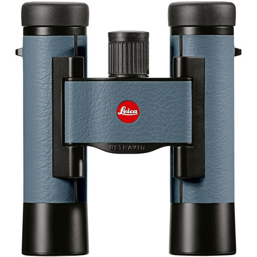 Leica 10x25 Ultravid Colorline Binocular (Pigeon Blue)