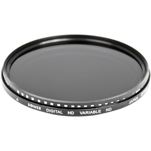 Bower 67mm Variable Neutral Density Filter