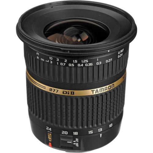 Tamron 10-24Mm F/3.5-4.5 Di II AS For Canon