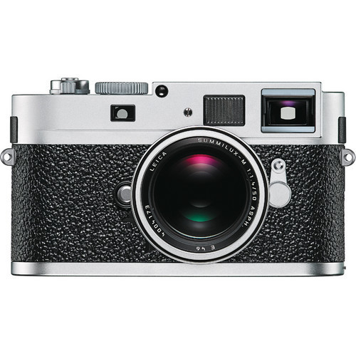 Code U - Leica M9-P Digital Camera (Silver Chrome, Body Only)